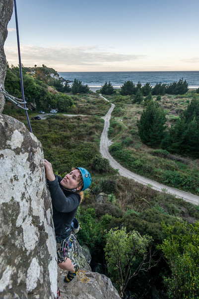 41. Polly Camber on new route (Jospé, Carr, 19)