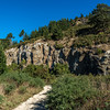 2. Mapoutahi rock climbing crag