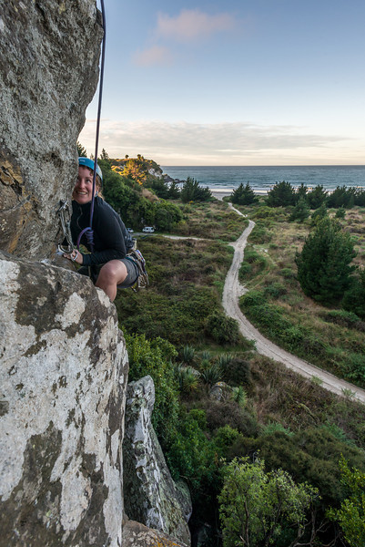 42. Polly Camber on new route (Jospé, Carr, 19)