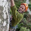 28. Steve Carr on new route (Jospé, Carr, 19)