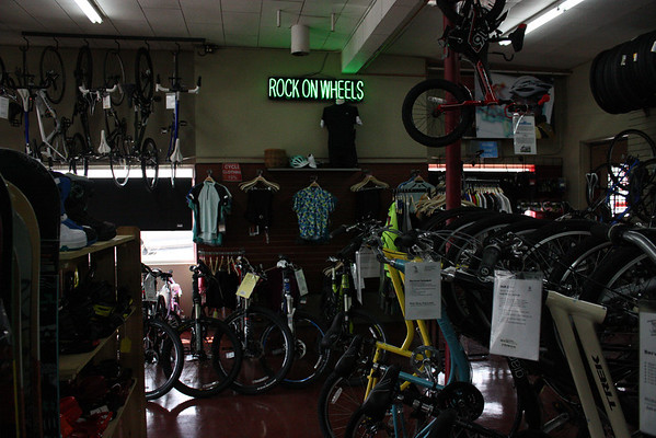 Rock on wheels shop pictures