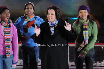 Rosie ODonnell, Broadway Kids photo by Rob Rich © 2008 robwayne1@aol.com 516-676-3939
