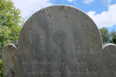 John Roundy, †1805