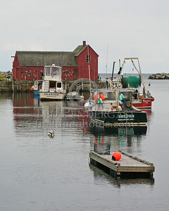 Rockport Harbor - Rockport,Mass.