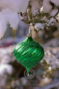 Christmas Ornament - Rockport, Massachusetts - 356