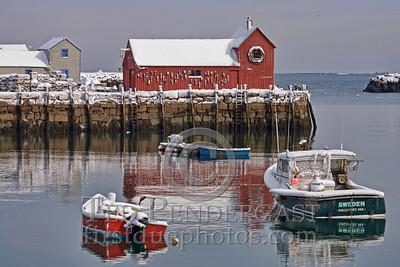 Harbor at Rockport, Massachusetts - 127