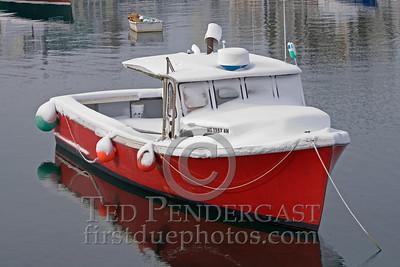 Lobster Boat - Rockport, Massachusetts - 026