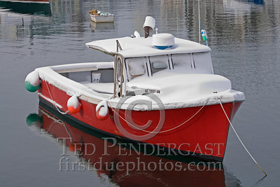 Lobster Boat - Rockport, Massachusetts - 026