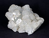 Apophyllite - Calcite Mixed Cluster