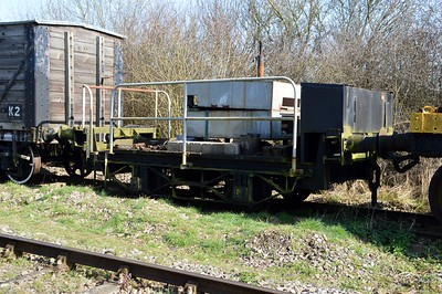 RRM84 15t Dumpcar Chassis    06/04/15
