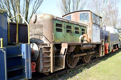 0-4-0DH No1(4220007) 'Ketton No1'   06/04/15