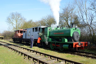 0-4-0ST RRM16/2088 'Sir Thomas Royden'    06/04/15