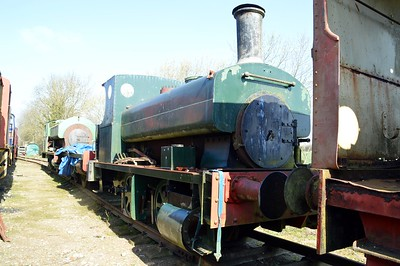 0-4-0ST 776/RRM23 'Firefly'    06/04/15