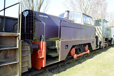 0-4-0 RRM21/10201 'Betty'    06/04/15