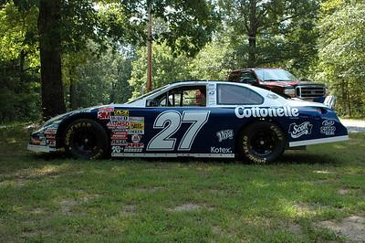 Roger Faulkner's NASCAR Nationwide Series Car