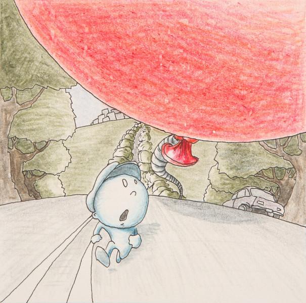 The Rogue Ballon by Bion Harrigan