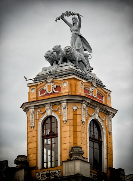 Romanian Opera House (1919), Cluj-Napoca