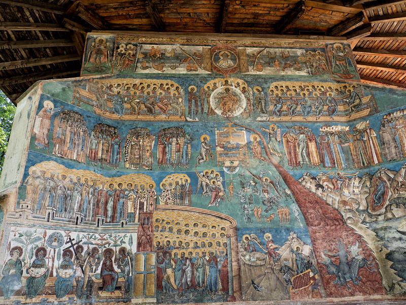 Voronet Monastery (1488)