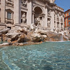 And another ultra wide perspective on the Trevi Fountain.