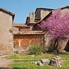Rome is a living, working city so even some of the newer, old buildings in Rome's giant archeological site are still in use.