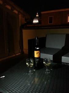 Vino to cap off the night