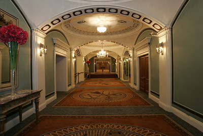 HALLWAY LEADING TO GRAND BALLROOM