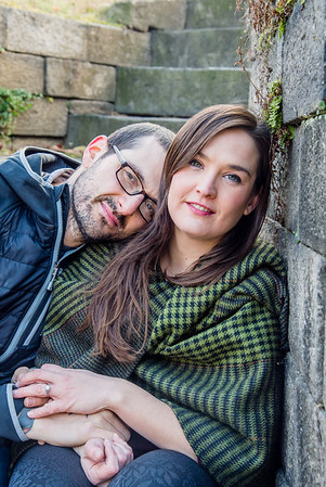 Rosaleen & Lu Engagement Session