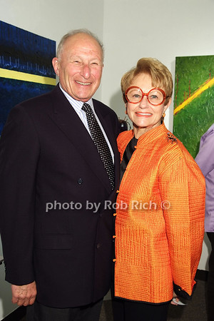 Bill Ackerman, Rosalyn Engelman photo by Rob Rich © 2008 robwayne1@aol.com 516-676-3939