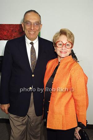 Irwin Ingelman, Rosalyn Engelman photo by Rob Rich © 2008 robwayne1@aol.com 516-676-3939