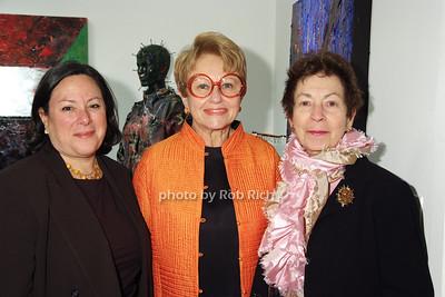 Jeannie Rosensaft, Rosalyn Engelman, Laura Kruger photo by Rob Rich © 2008 robwayne1@aol.com 516-676-3939