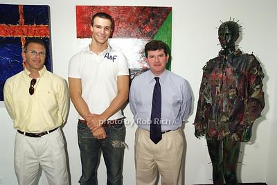 Jonathan Shultz, Jason Goldner, David Schultz photo by Rob Rich © 2008 robwayne1@aol.com 516-676-3939