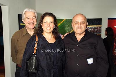David Sachs, Madeline Cohen, Noah Creshevsky photo by Rob Rich © 2008 robwayne1@aol.com 516-676-3939