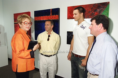 Rosalyn Engelman, Jonathan Shultz, Jason Goldner, David Schultz photo by Rob Rich © 2008 robwayne1@aol.com 516-676-3939
