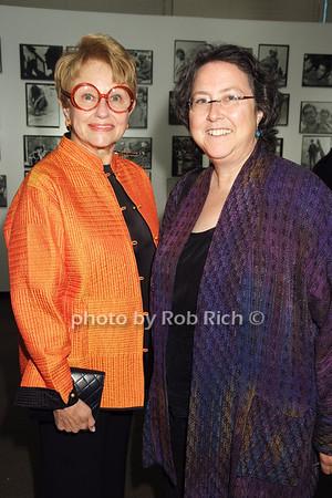 Rosalyn Engelman, Susan Lerner photo by Rob Rich © 2008 robwayne1@aol.com 516-676-3939