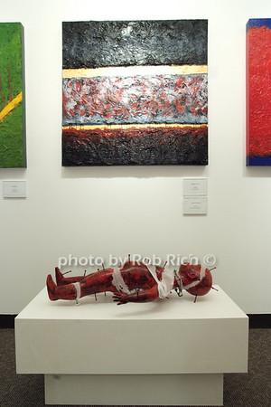"""Dry Tears"" Art Exhibit by Rosalyn Engelman at Hebrew Union College photo by Rob Rich © 2008 robwayne1@aol.com 516-676-3939"