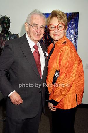 Franklin Feldman, Rosalyn Engelman photo by Rob Rich © 2008 robwayne1@aol.com 516-676-3939