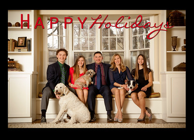 Roth Holiday Card