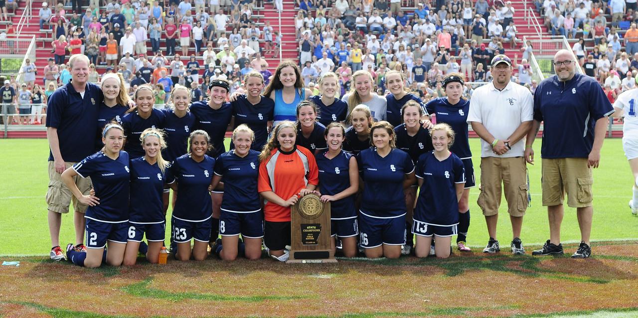 2013 Shiloh v Harrison - State Championship Postgame-087