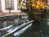 A fountain in Ribeauvillé.