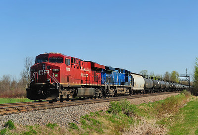 CP/D&H #608, Rouses Point NY