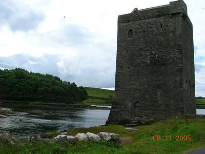 Grace O'Mally's Castle, Ireland