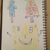 Draw whatever day, Rowan drew spongebob
