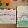 Draw a rainbow