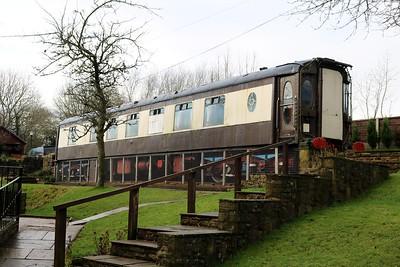 Class 5 BEL S289S / Car 89 DMPBT 'Derbyshire Belle', found at Little Mill Inn, Hollinsmoor Road, Rowarth, High Peak, SK22 1EB     29/12/19