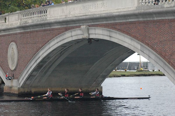 Head of the Charles 10/24/2004
