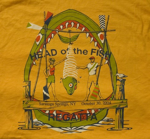Head of the Fish 10/30/2004