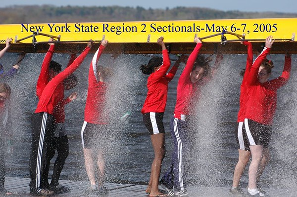 NYS Region 2 Sectionals      5/6-7, 2005