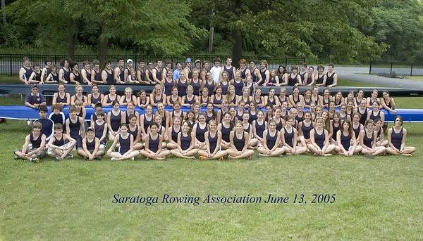 SRA Team Photos 2005