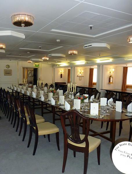 Main dining Room- Britannia