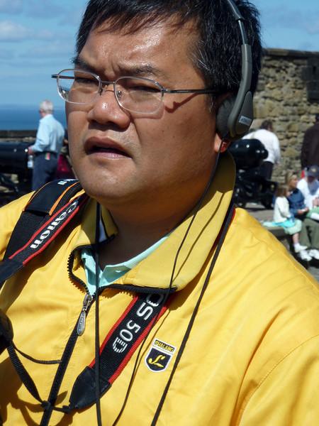 Korean Tourist